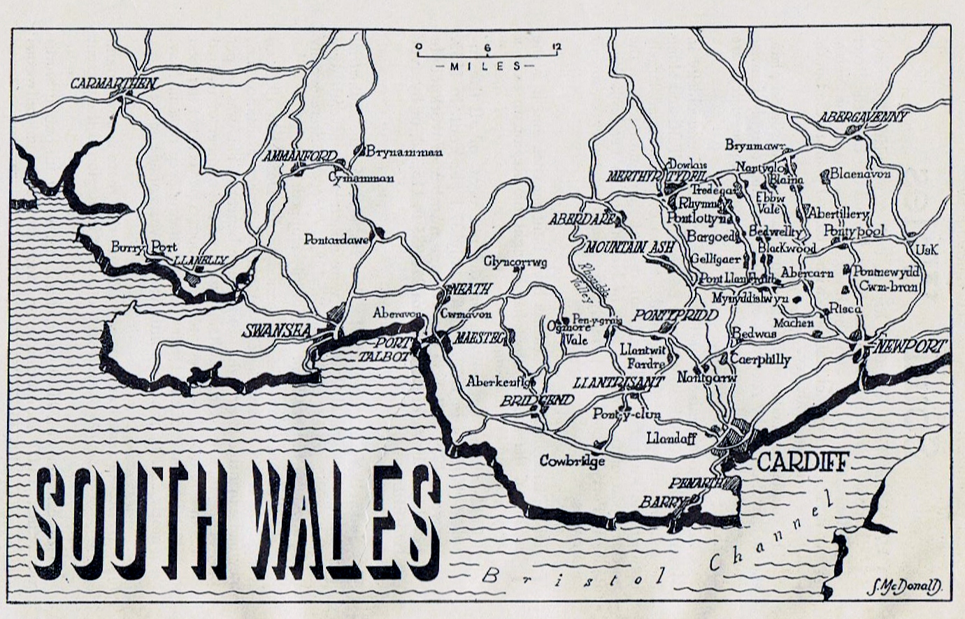 Writing a conclusion on the country Wales?