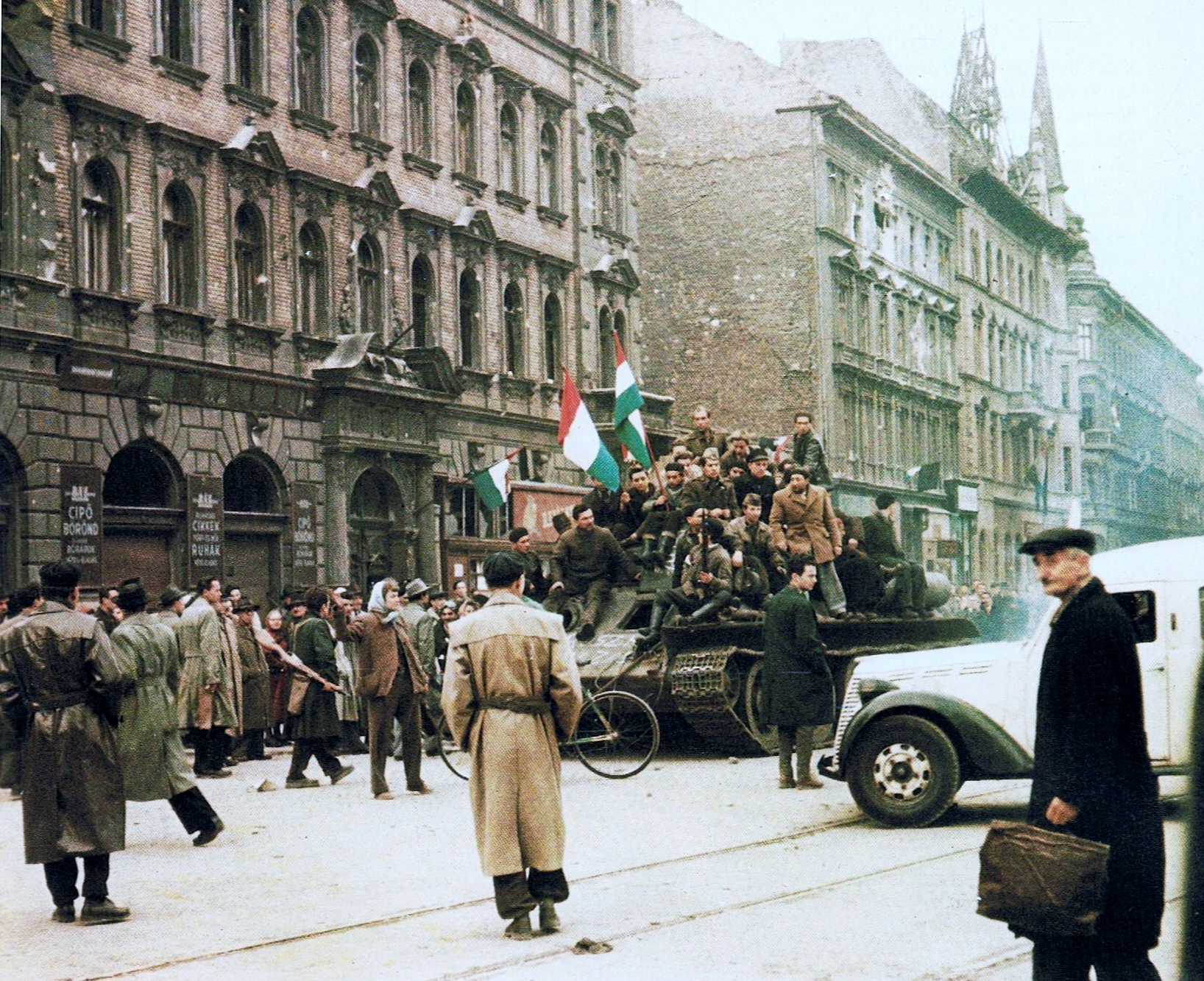 the 1956 hungarian revolution Twelve days: the story of the 1956 hungarian revolution [victor sebestyen] on amazoncom free shipping on qualifying offers twelve days is a riveting day-by-day account of the defining.