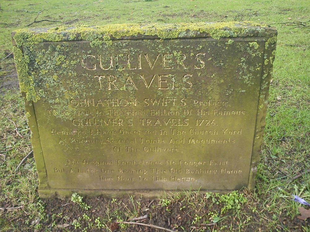 Beyond their Graves - Tracing the Lives and Times of the Gullivers: Part 1 (Chapter 1) (3/6)