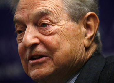 George Soros, the bogiey man