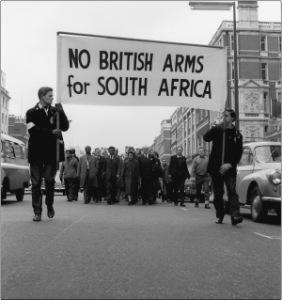 no british arms AA