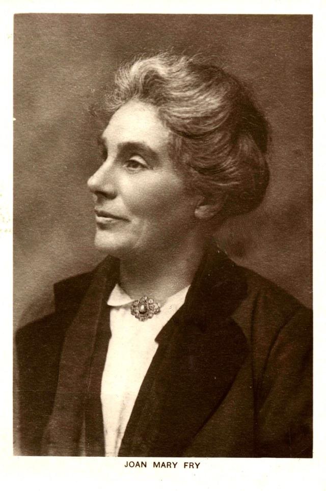 Joan Mary Fry